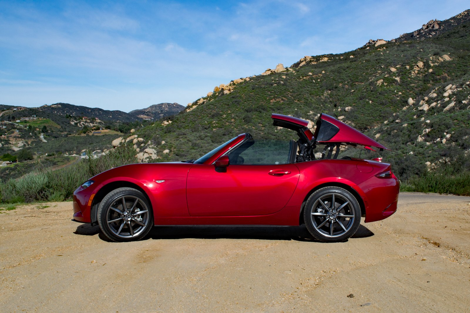 2017 mazda mx-5 miata rf review - autoguide