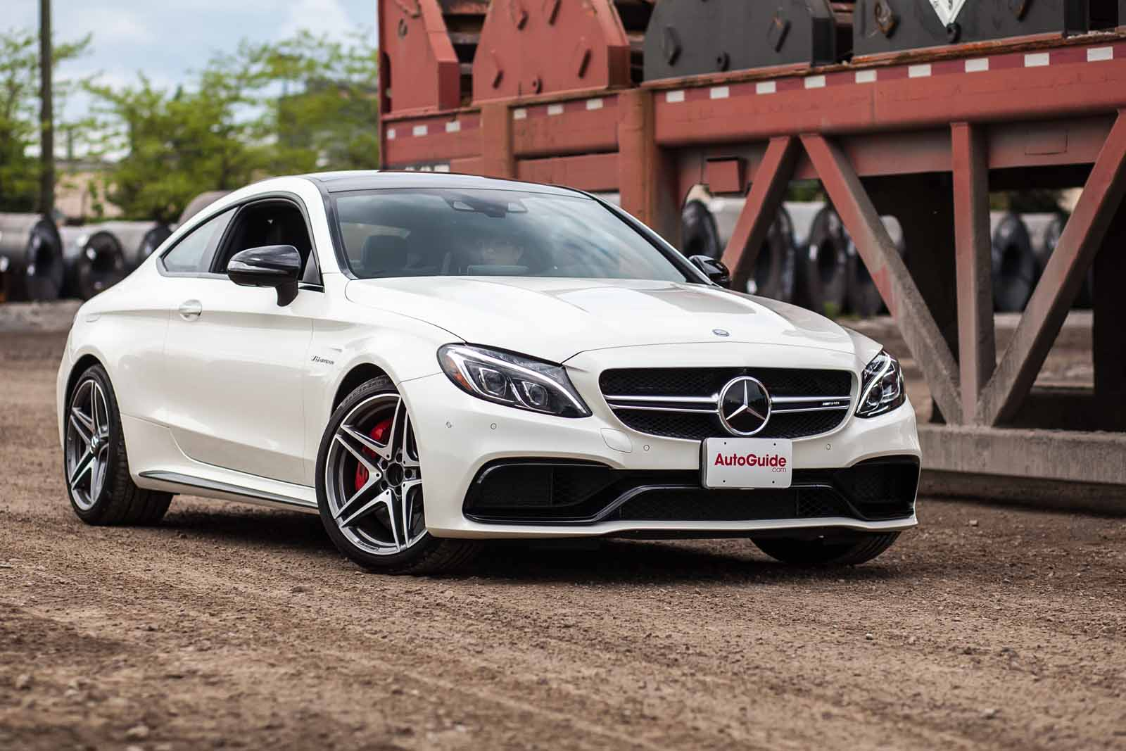 2017 Mercedes Amg C63 S Coupe Review Chris Smart 001