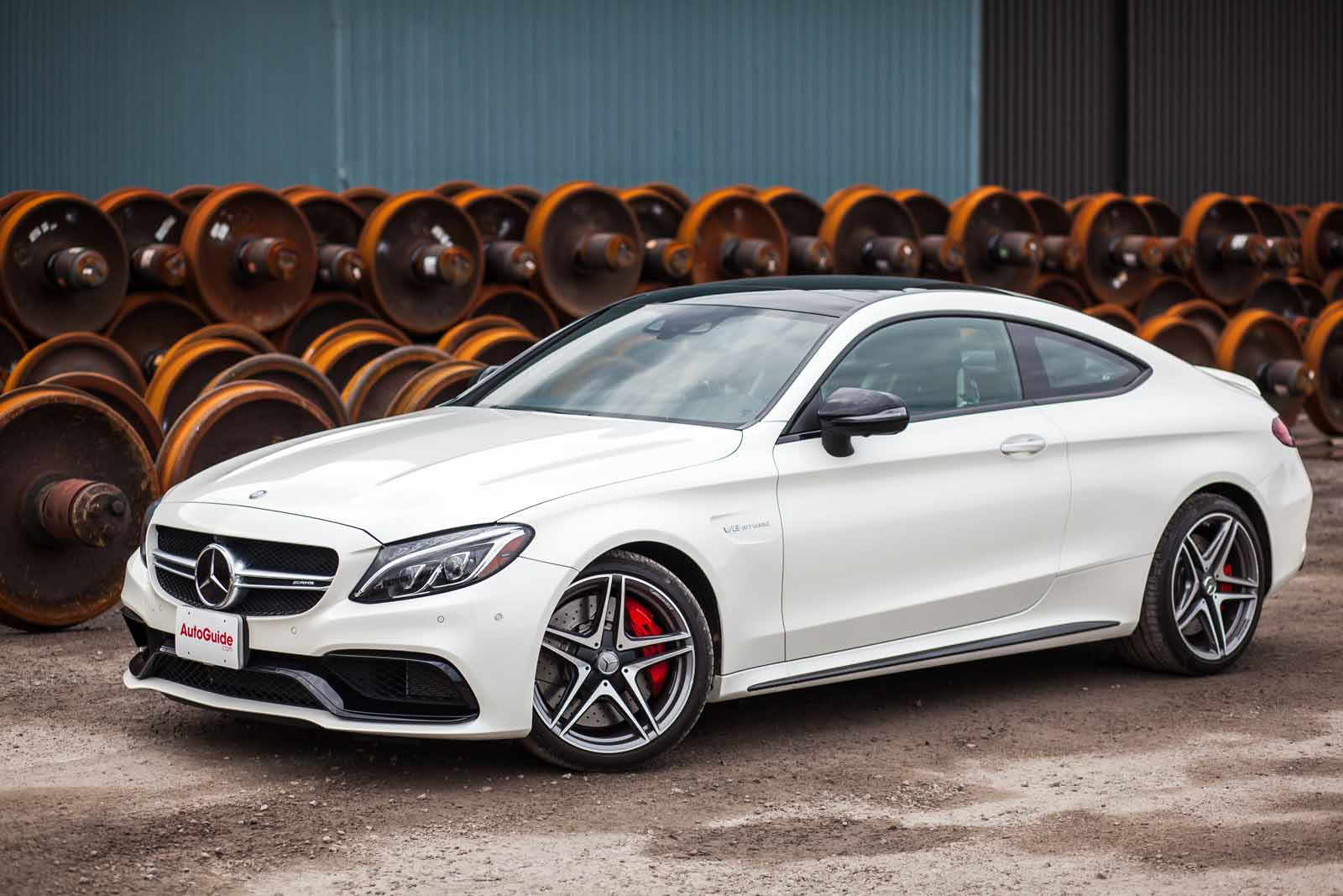 2017 Mercedes Amg C63 S Coupe Review Chris Smart 007