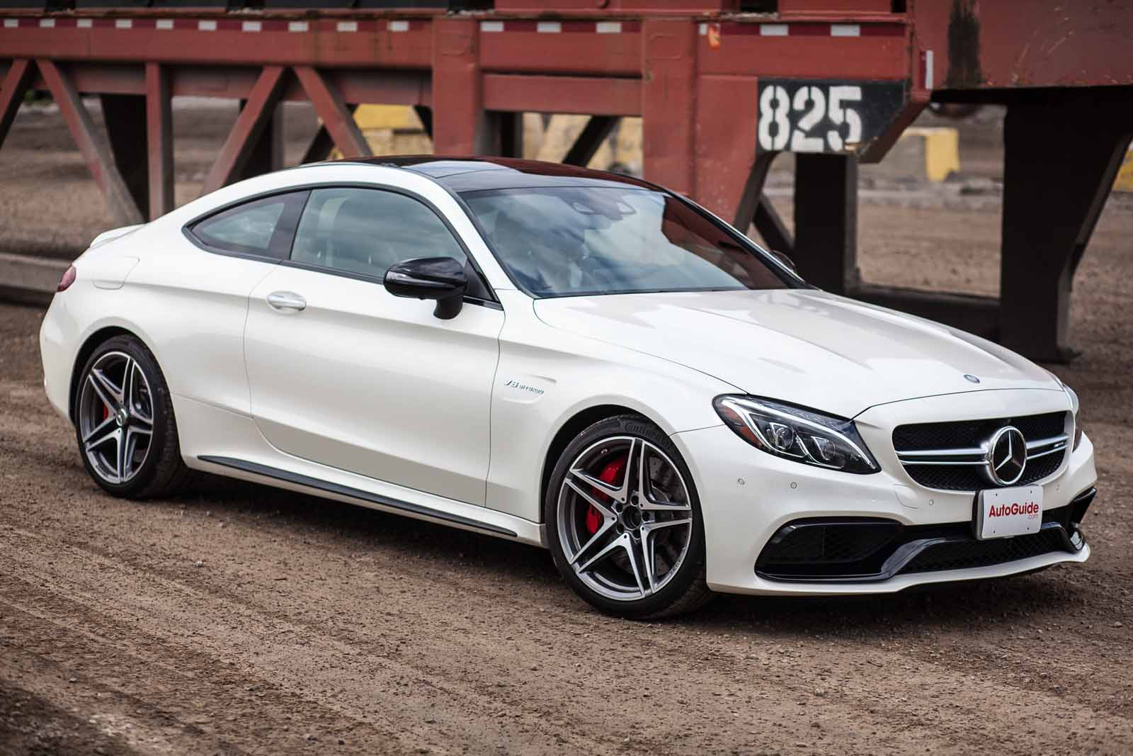 Mercedes Amg C63 S Coupe Fiat World Test Drive