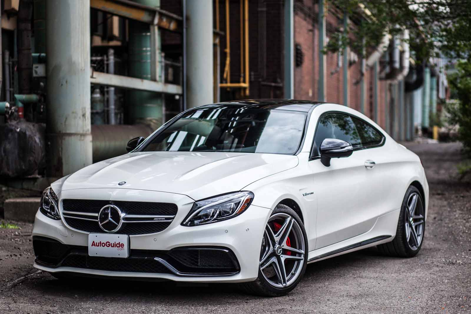 2018 Mercedes Amg C63s Coupe Best New Cars For 2018