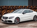 2017 Mercedes-AMG C63 S Coupe Review-CHRIS SMART-007