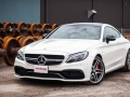 2017 Mercedes-AMG C63 S Coupe Review-CHRIS SMART-009