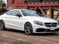 2017 Mercedes-AMG C63 S Coupe Review-CHRIS SMART-011