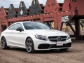 2017 Mercedes-AMG C63 S Coupe Review-CHRIS SMART-013