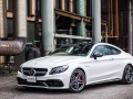 2017 Mercedes-AMG C63 S Coupe Review-CHRIS SMART-016