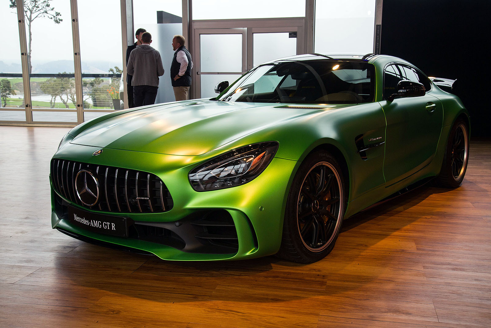 Beach Ford Service >> Mercedes-AMG GT R Stands Out Among Supercars During US ...