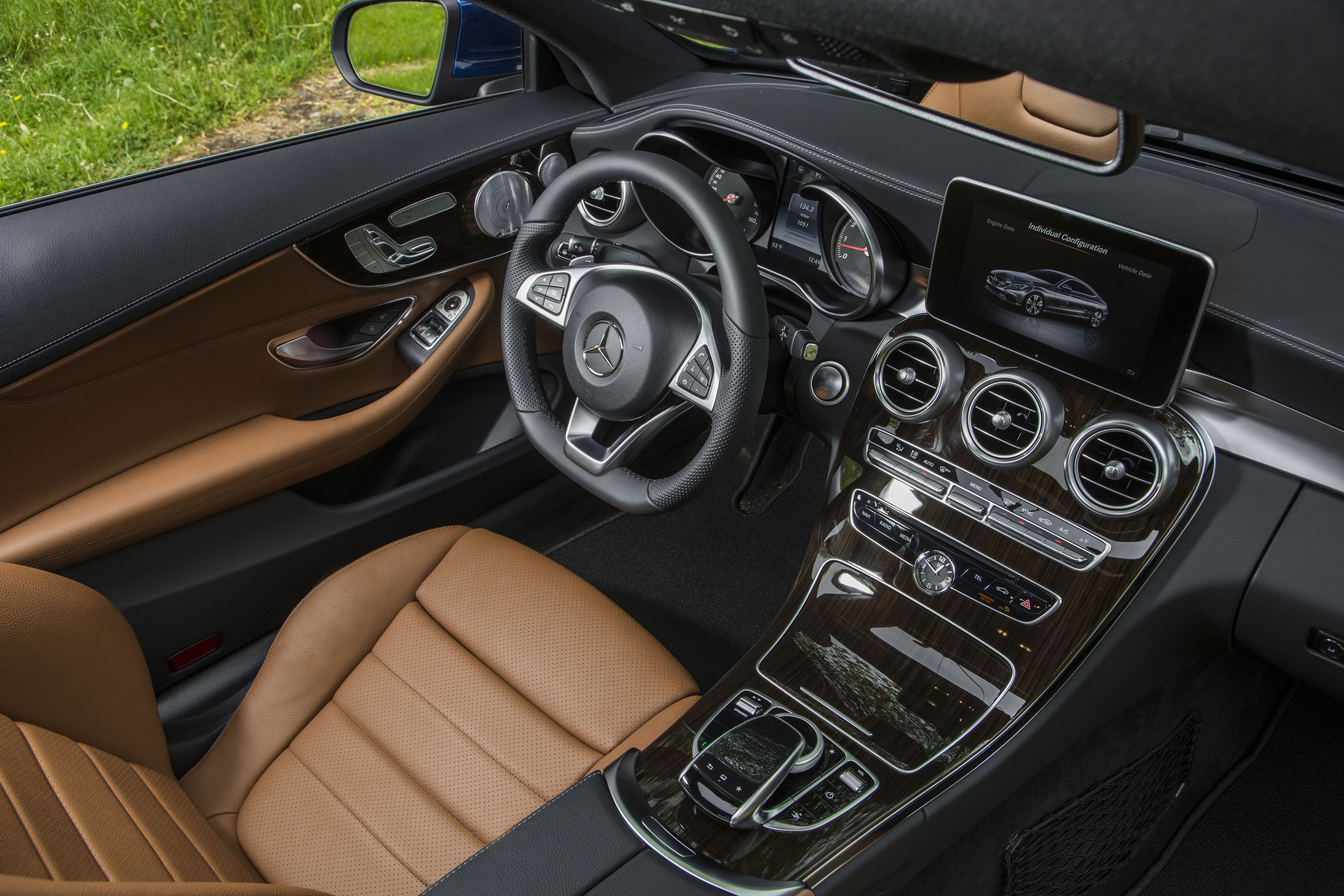 2017 Mercedes Benz C300 Coupe 17