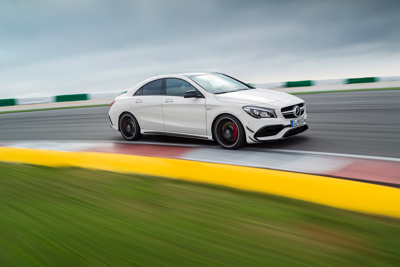 Mercedes-AMG Could Have a 400-HP 4-Cylinder Engine in the Works