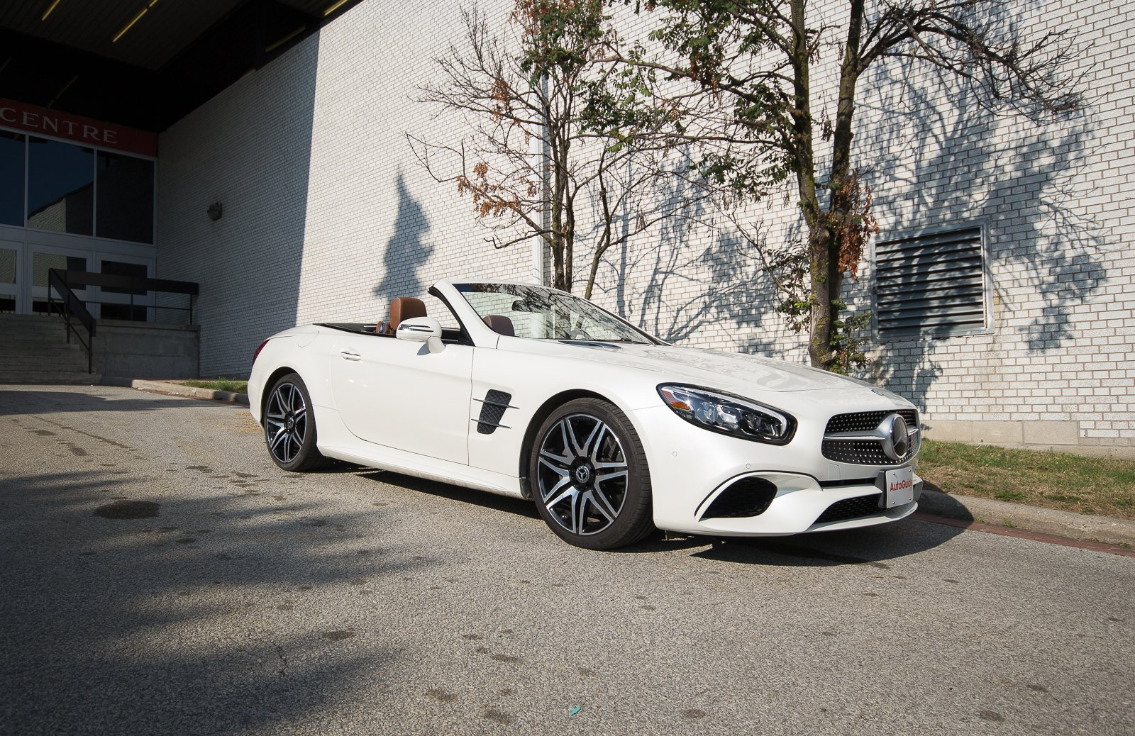 Twin City Auto >> 2017 Mercedes-Benz SL550 Review - AutoGuide.com