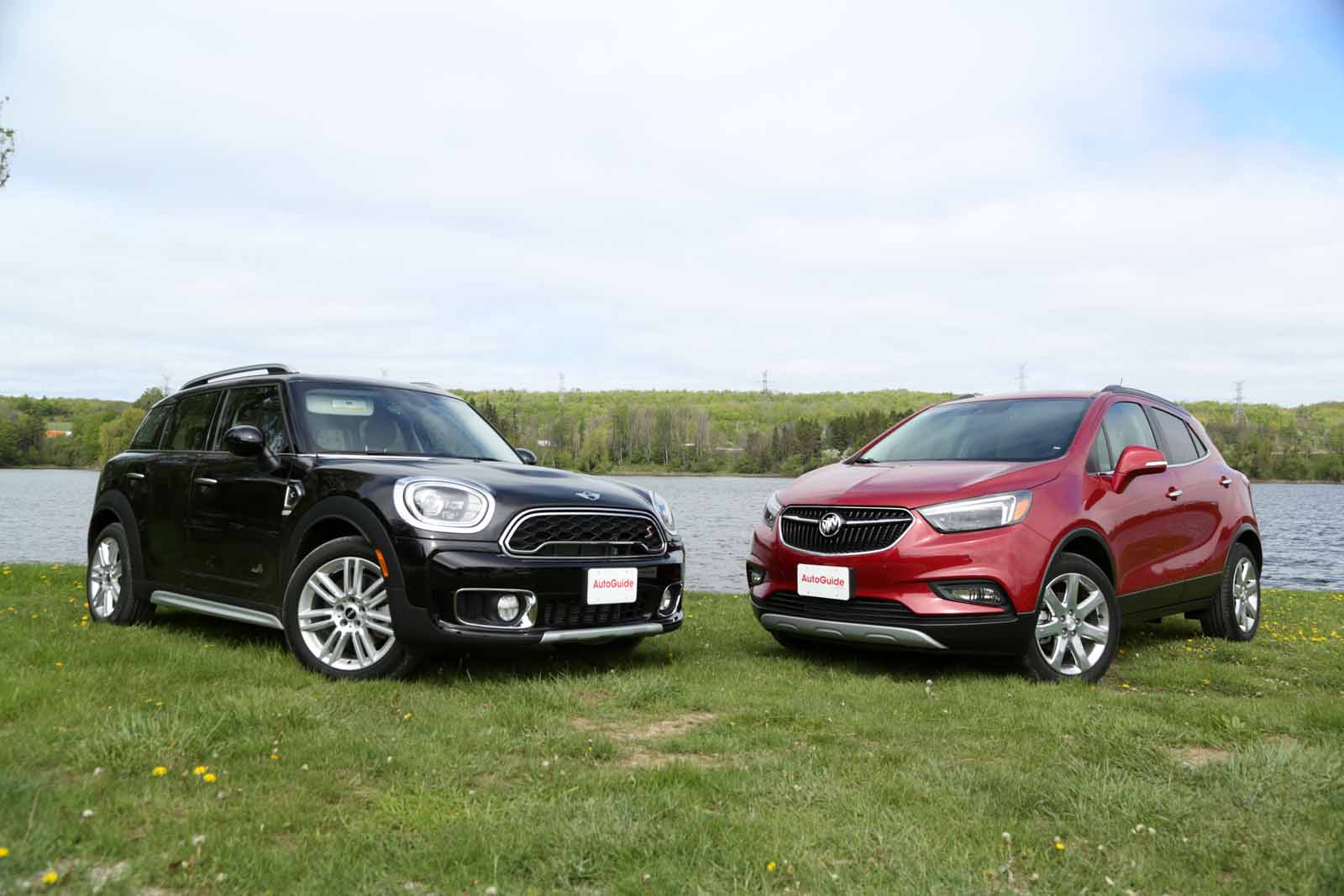 2017 Mini Countryman Vs Buick Encore 002