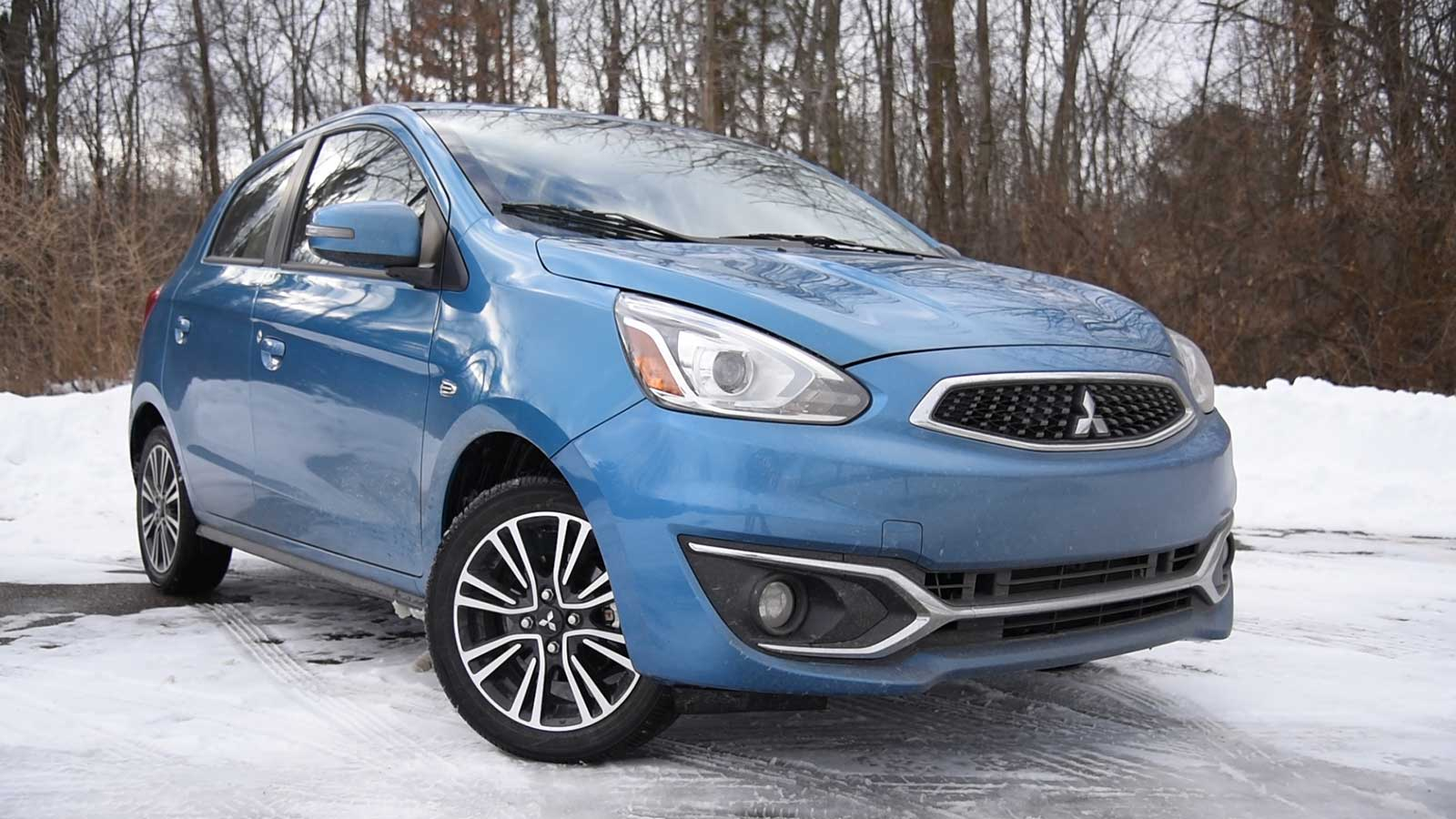 Mirage Tires Price >> 2017 Mitsubishi Mirage GT Review - AutoGuide.com