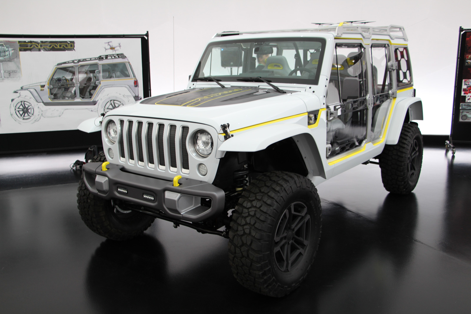 jeep concept images galleries with a bite. Black Bedroom Furniture Sets. Home Design Ideas