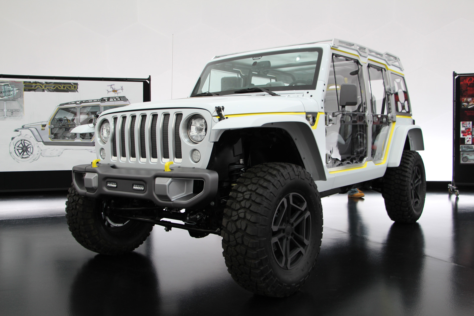 Jeep Safari Concept 02