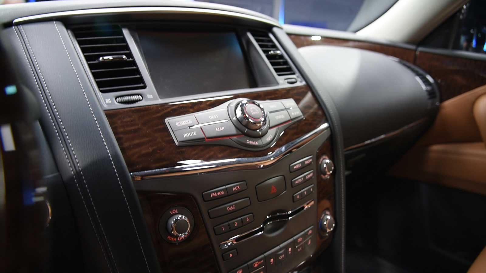 100 Nissan Suv 2016 Interior 2013 Nissan Pathfinder Information And Photos Zombiedrive