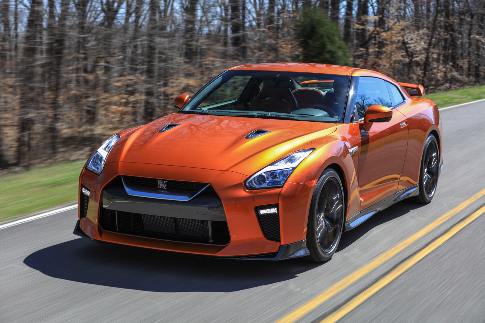 2017 nissan gt r track edition detailed news. Black Bedroom Furniture Sets. Home Design Ideas