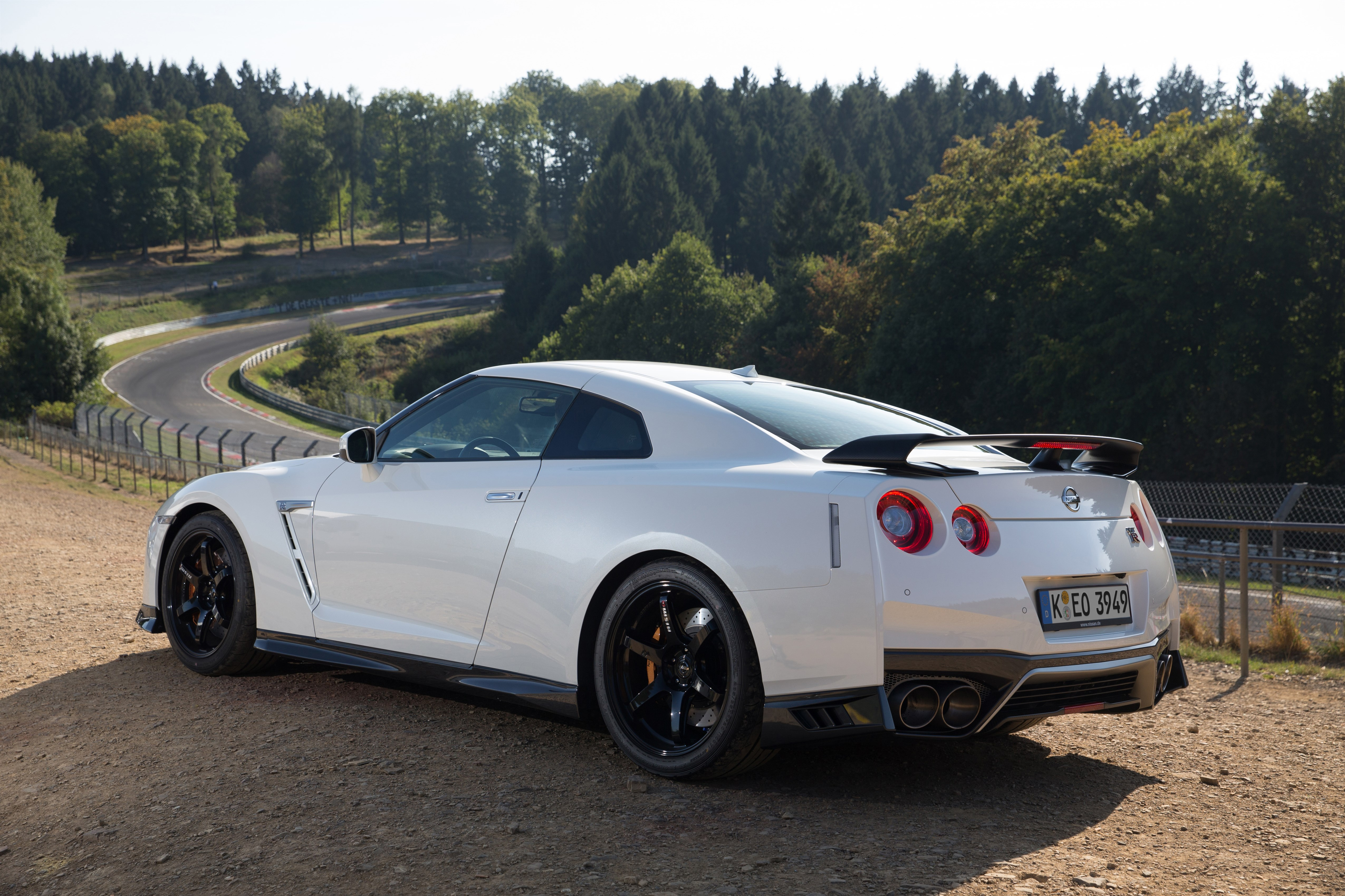 Nissan Reveals Full Specs And Pricing For Thrilling New Gt R Track Edition