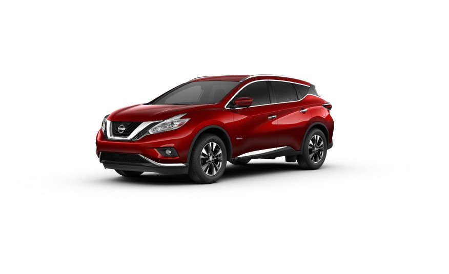 2016 Nissan Murano Hybrid Quietly Launched