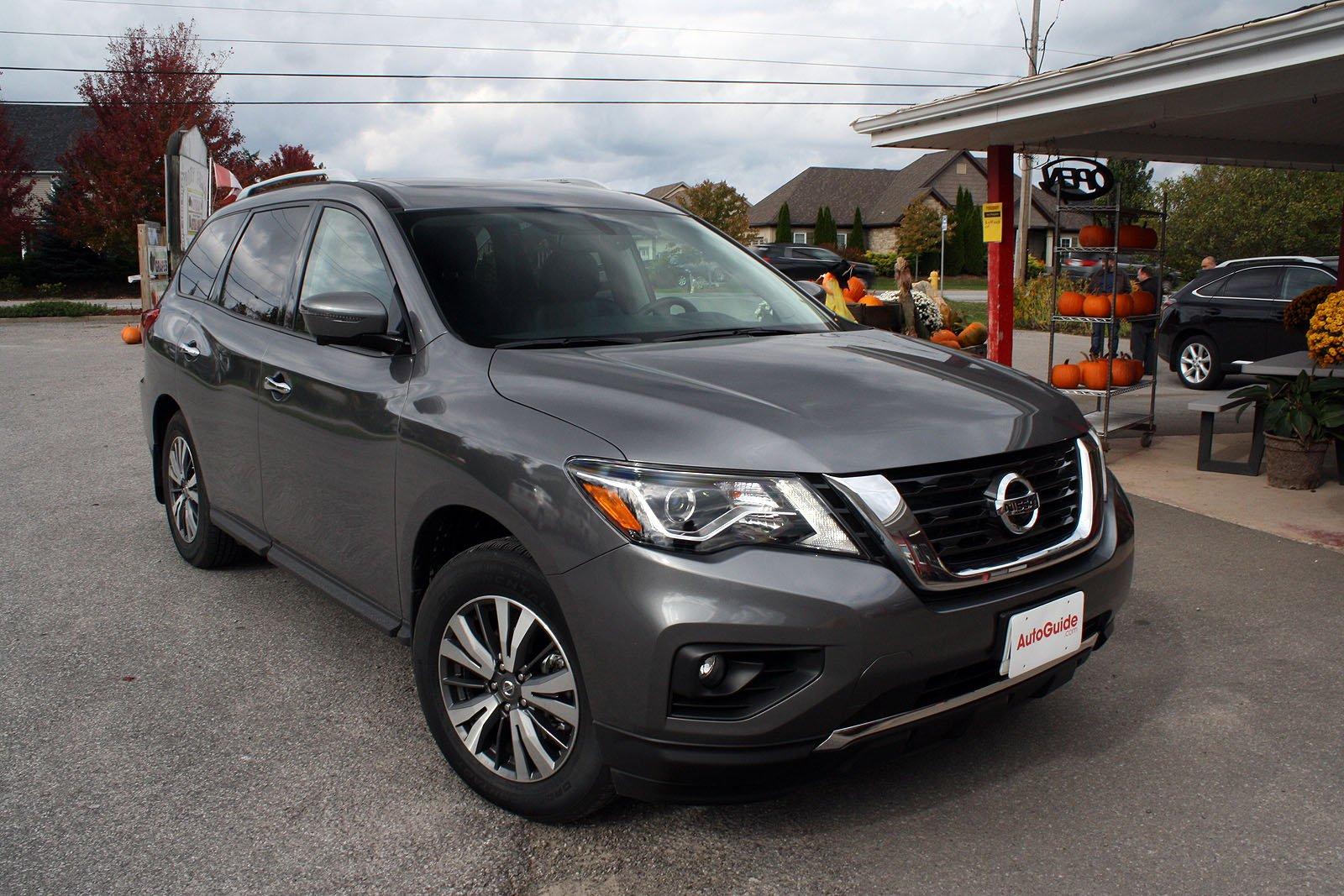 Common Nissan Pathfinder Problems » AutoGuide com News