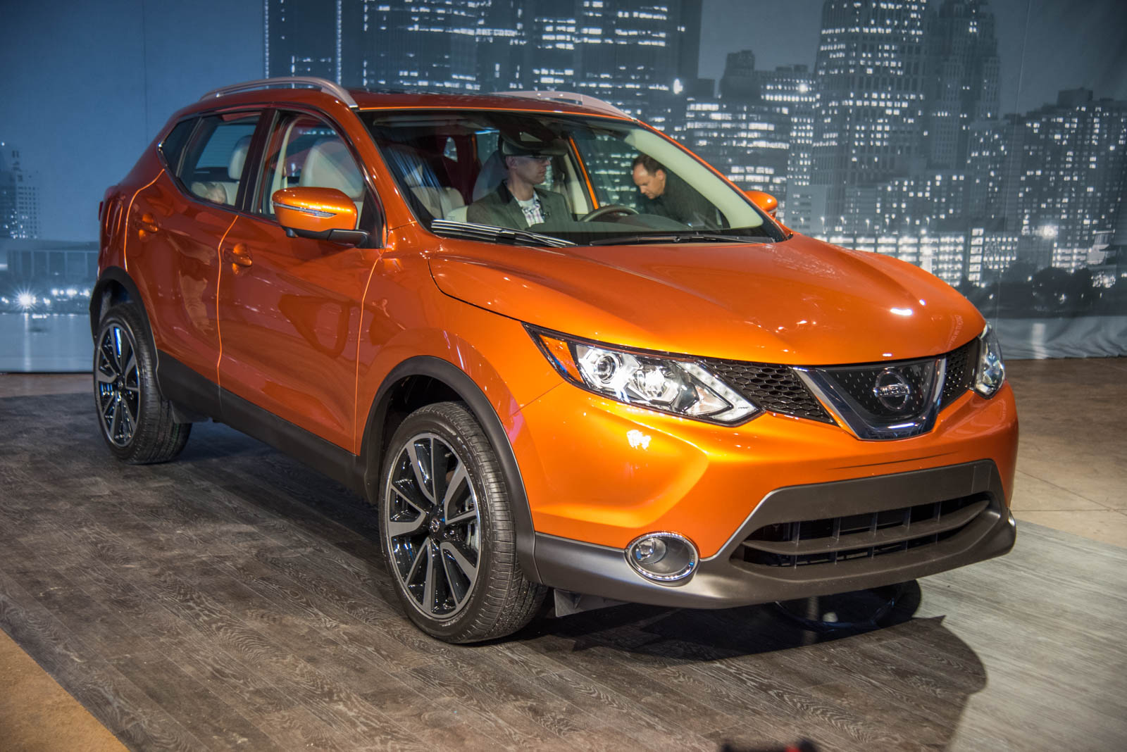 2017 Nissan Rogue Sport Qashqai Debut To Join The Small
