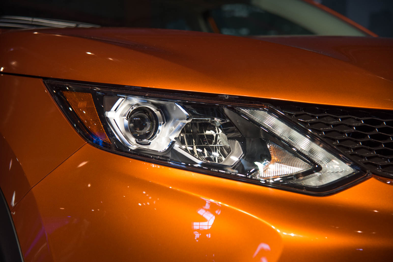 2017 Nissan Rogue Sport Qashqai Debut To Join The Small Crossover