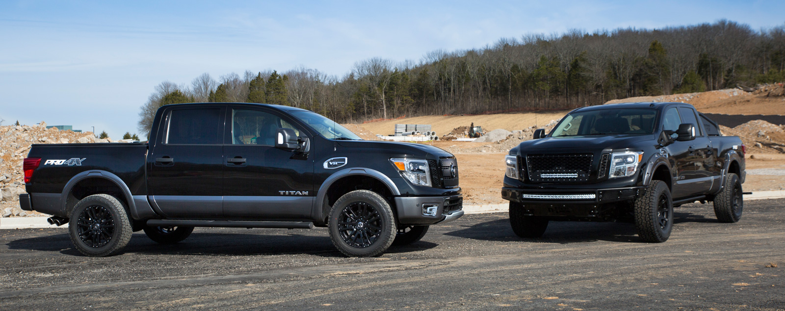 2017 Nissan Titan XD Gets Ready for Off-Road Fun ...