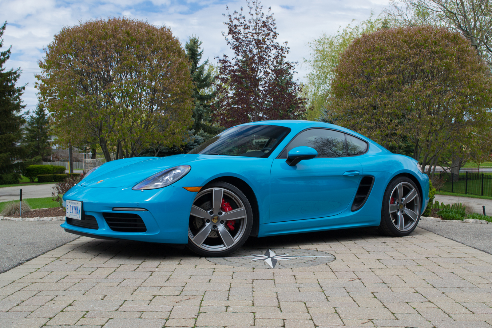 2017 porsche 718 cayman s review - autoguide