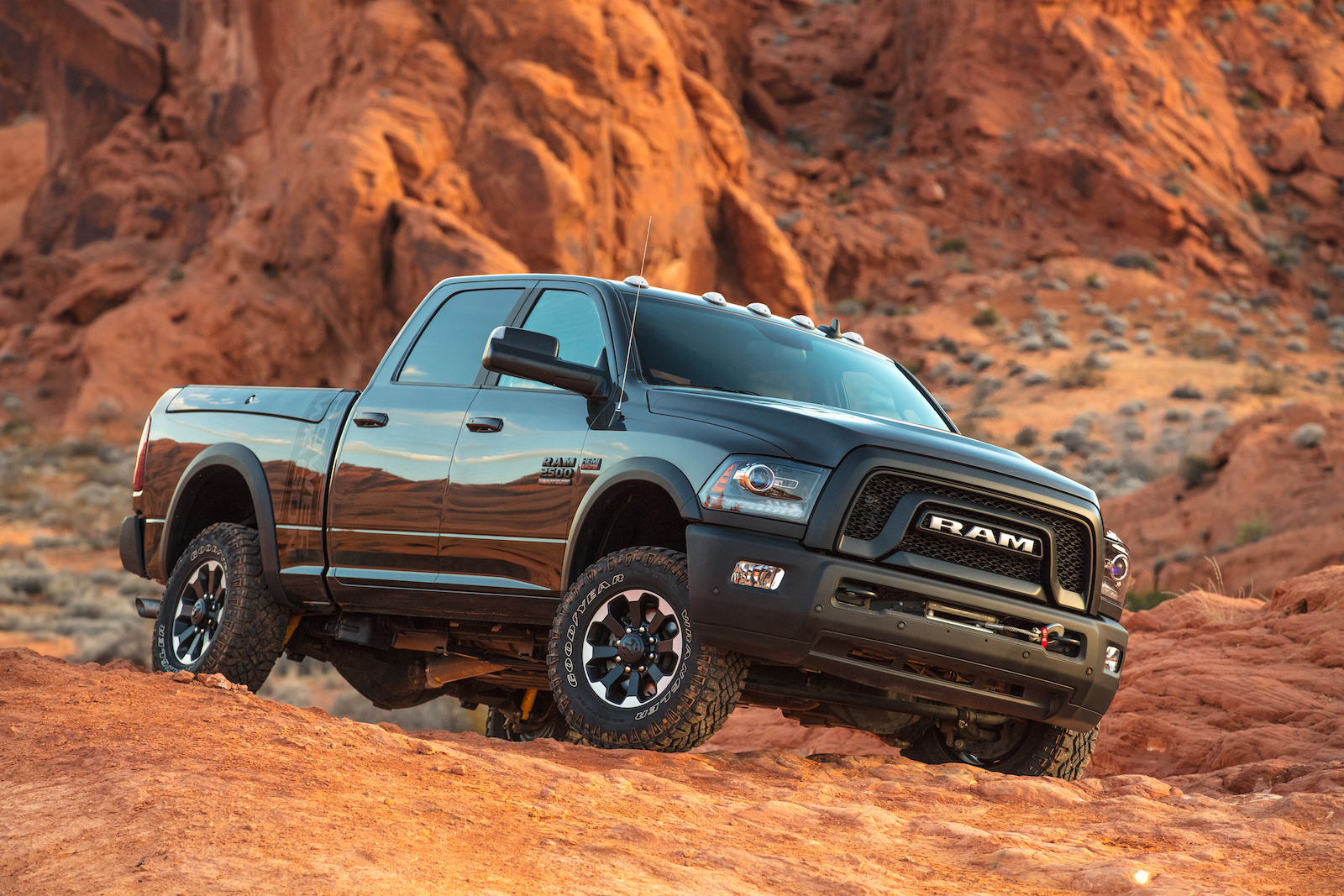 2017 Ram 2500 Power Wagon Review Autoguide Com