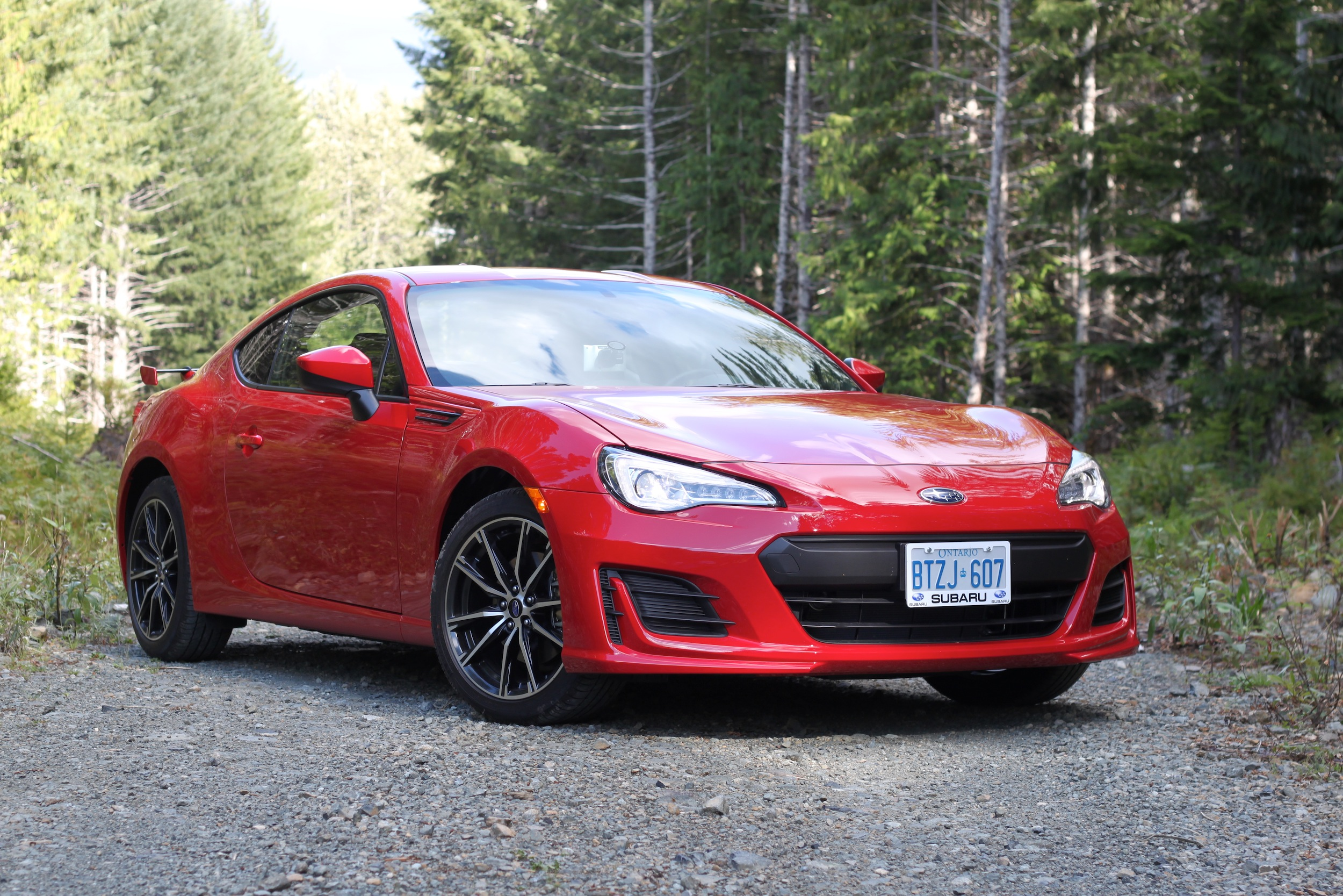 2017 Subaru Brz Review 10
