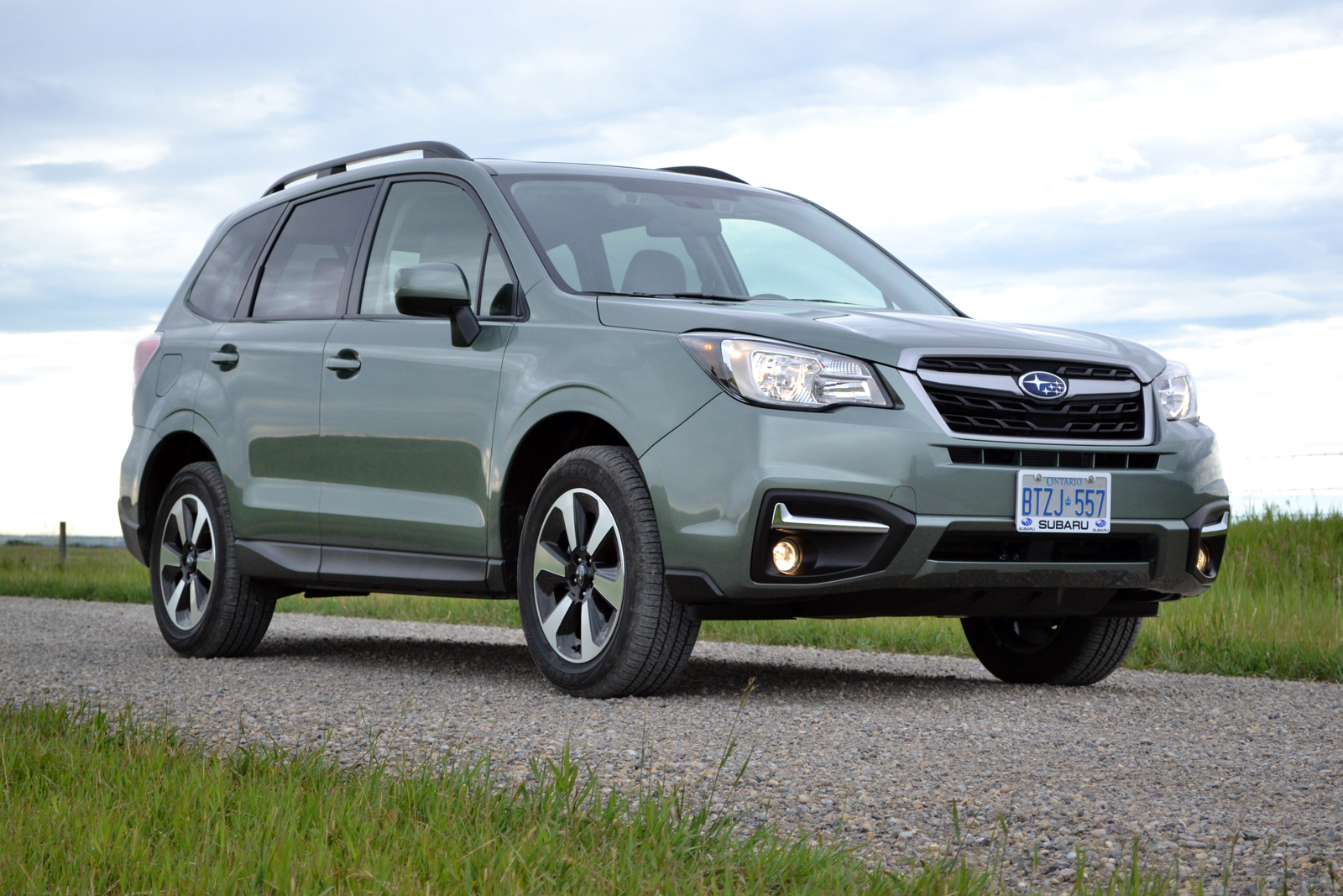 2017 Subaru Forester Limited Price >> 2017 Subaru Forester Limited Review Autoguide Com