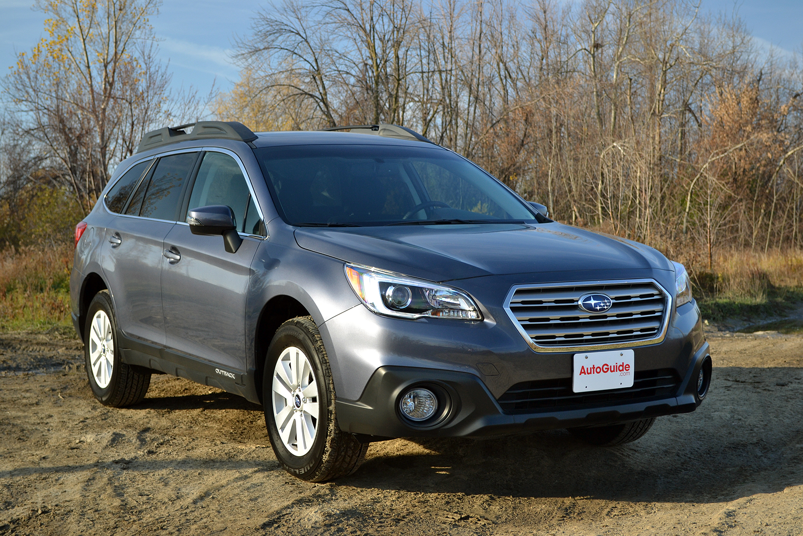 2017 Subaru Outback 2 5i Review
