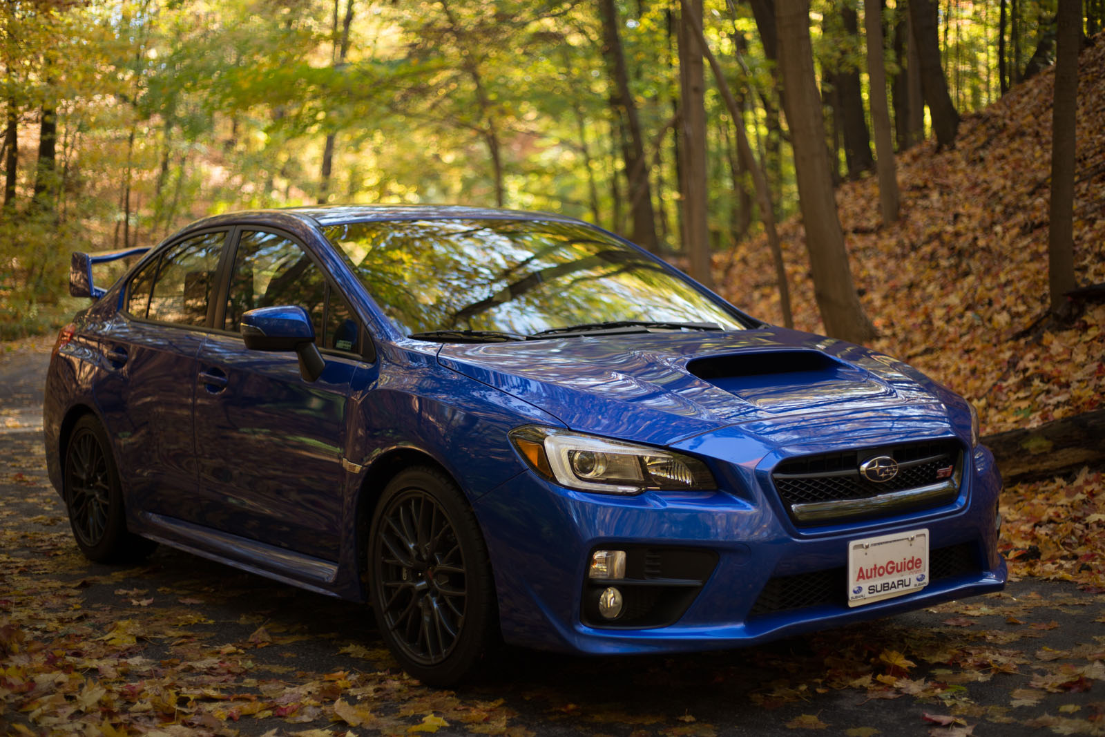 2017 Subaru Wrx Sti Review Autoguide Com News