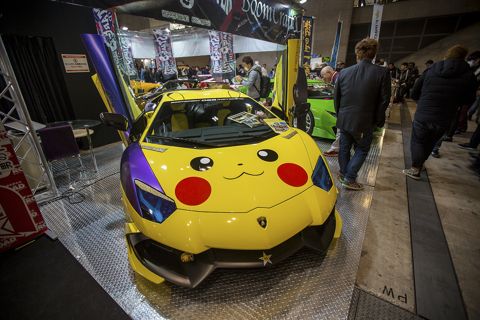 2017 tokyo auto salon the best and brightest custom cars for The car salon