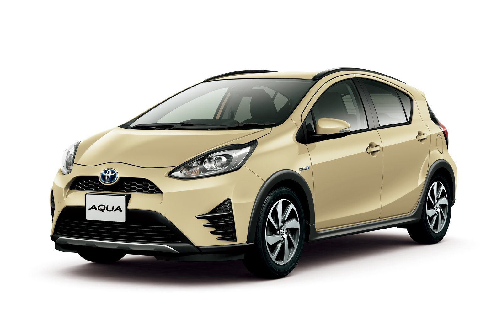 toyota introduces mildly tougher prius c variant for japan