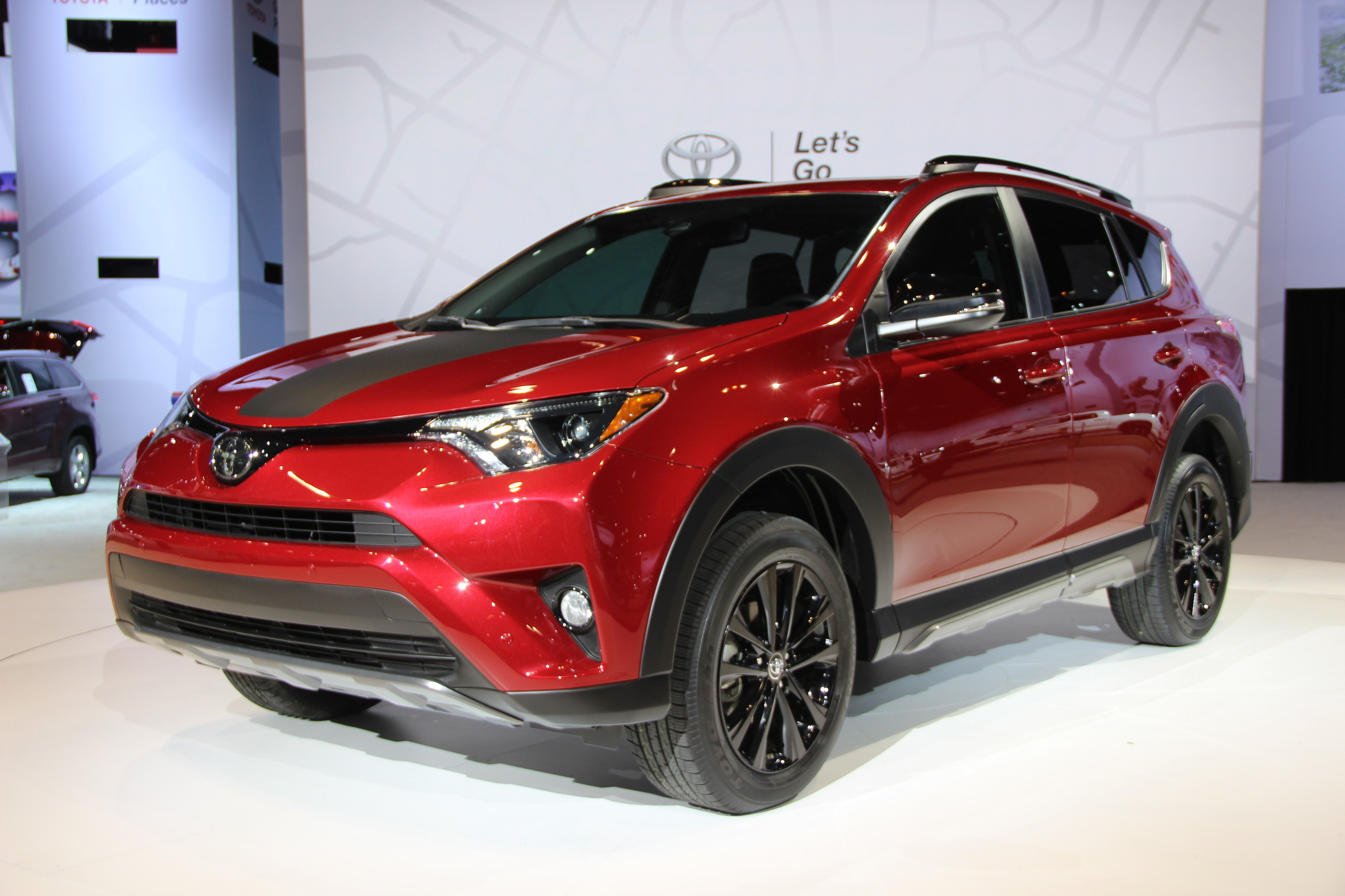 2018 Toyota Rav4 Adventure Edition 2