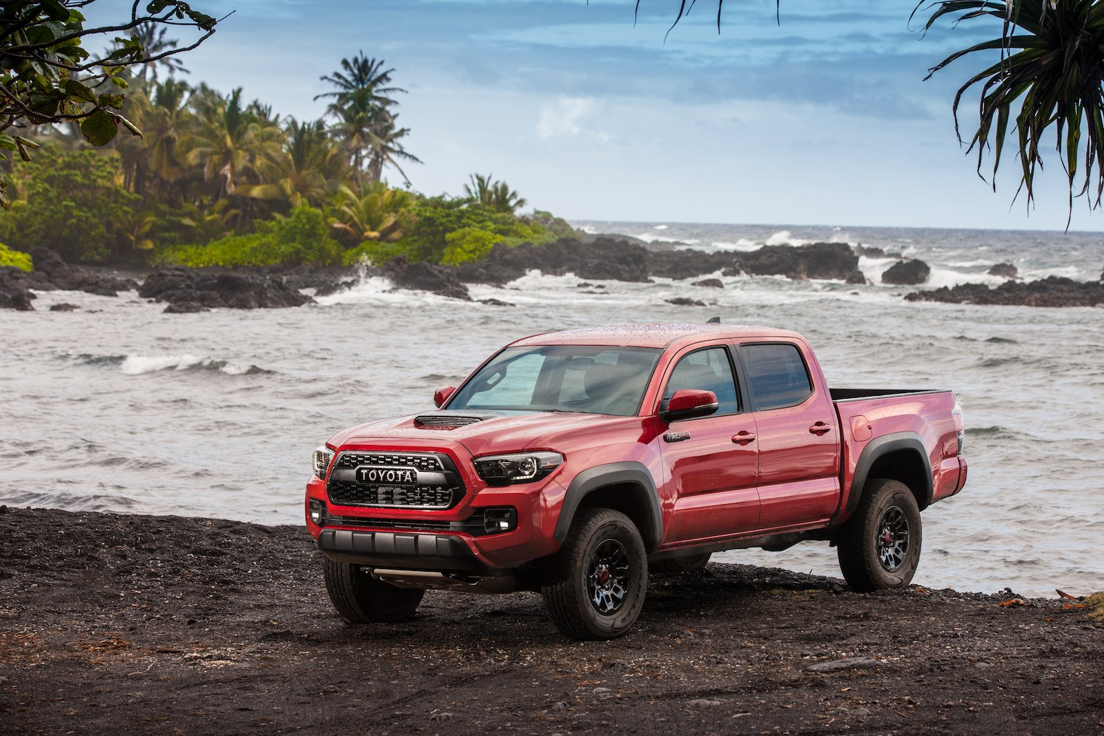 2017 toyota tacoma trd pro review. Black Bedroom Furniture Sets. Home Design Ideas