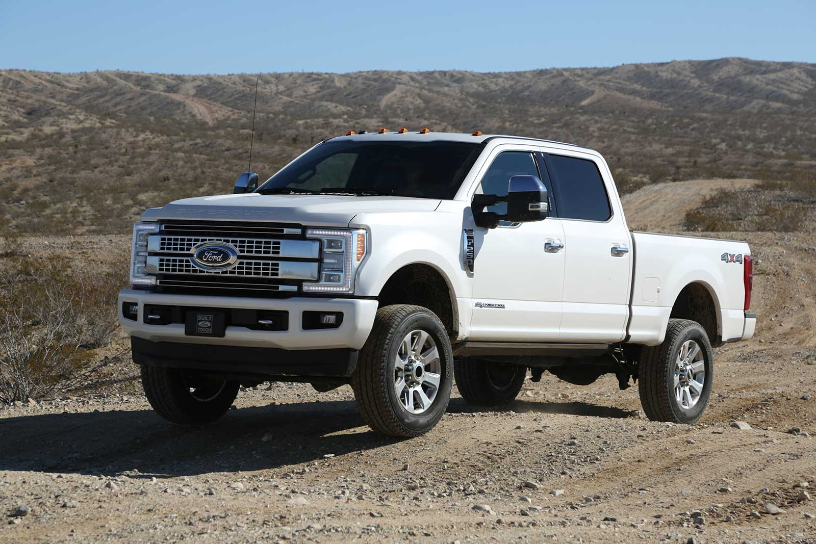 2017 Truck Of The Year Ford F 250