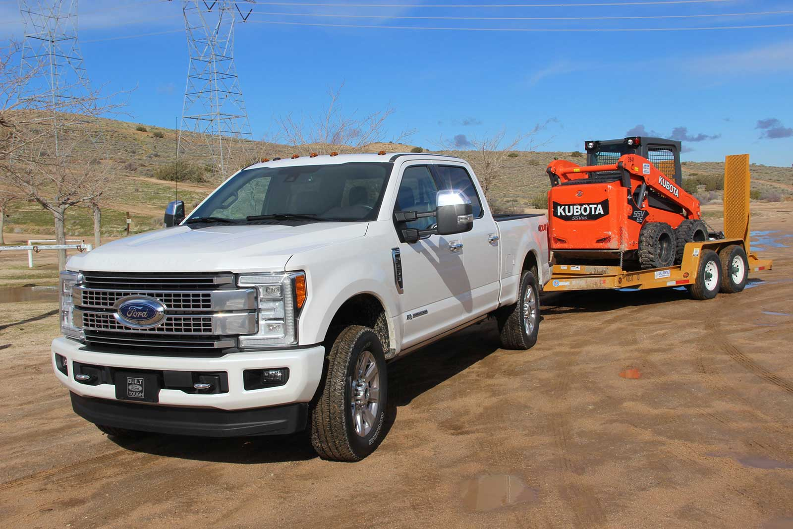 2017 Ford F 250 Super Duty Autoguide Com Truck Of The Year Contender Autoguide Com