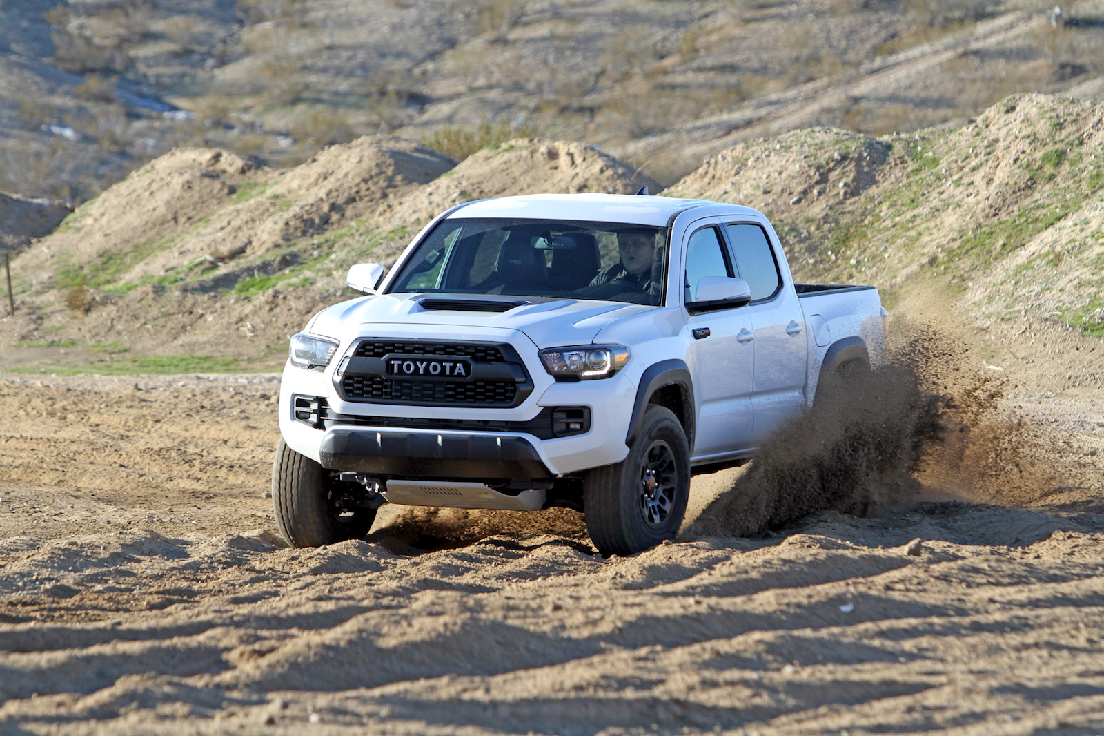 2017 toyota tacoma trd pro truck of the. Black Bedroom Furniture Sets. Home Design Ideas