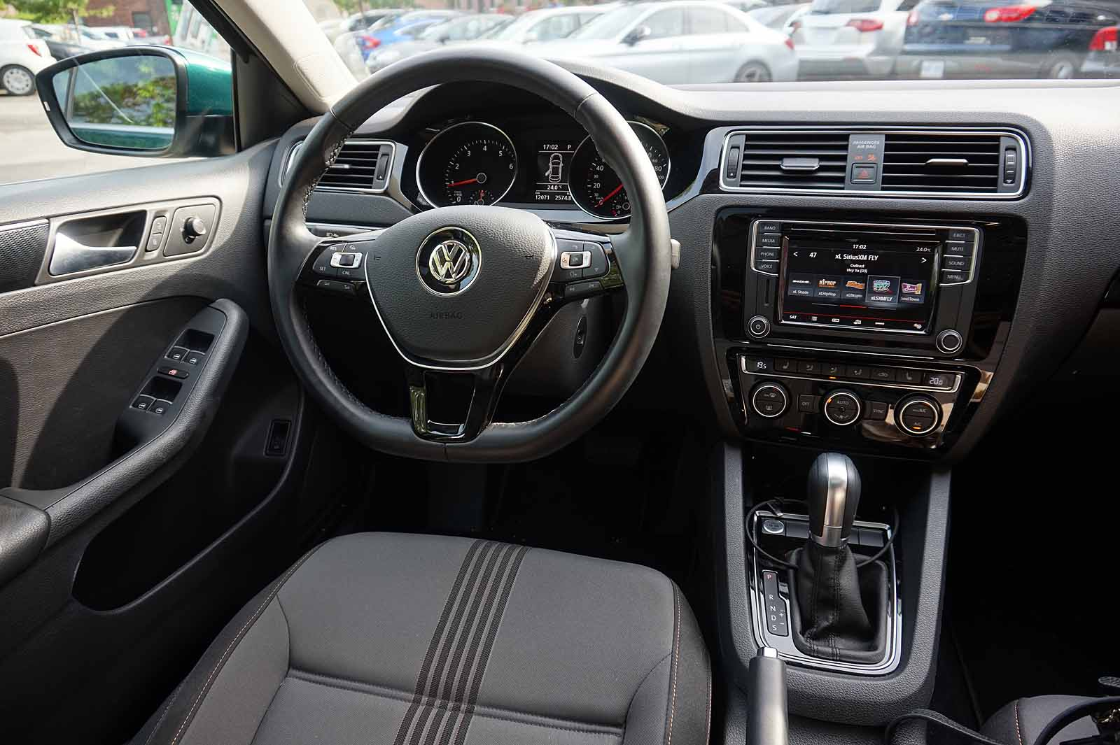 2017 Volkswagen Jetta Review 1