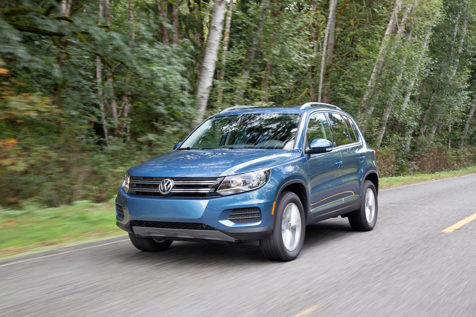 The New Old 2018 Volkswagen Tiguan Limited Gets Extra