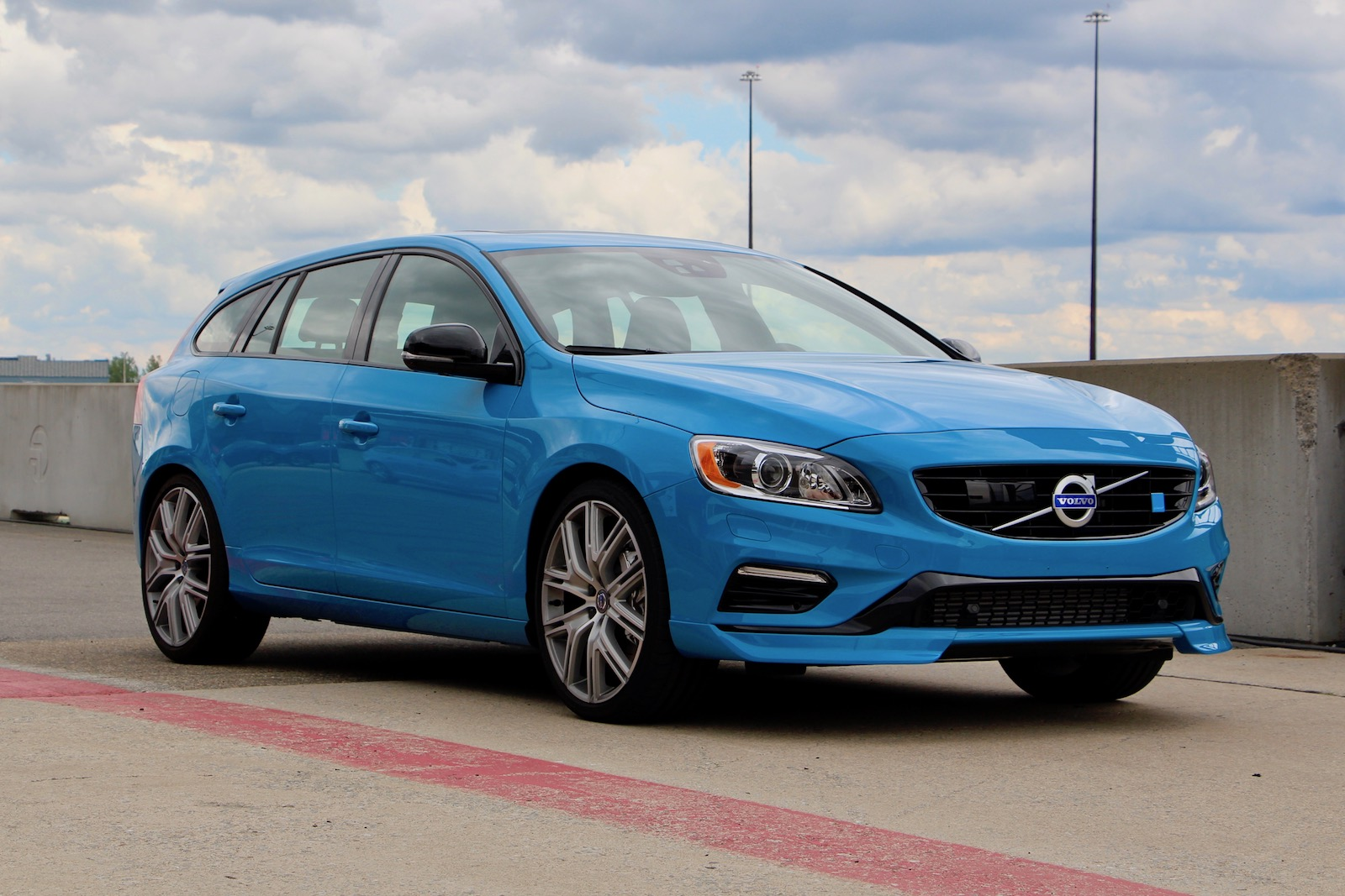 2017 volvo s60 and v60 polestar track test review. Black Bedroom Furniture Sets. Home Design Ideas