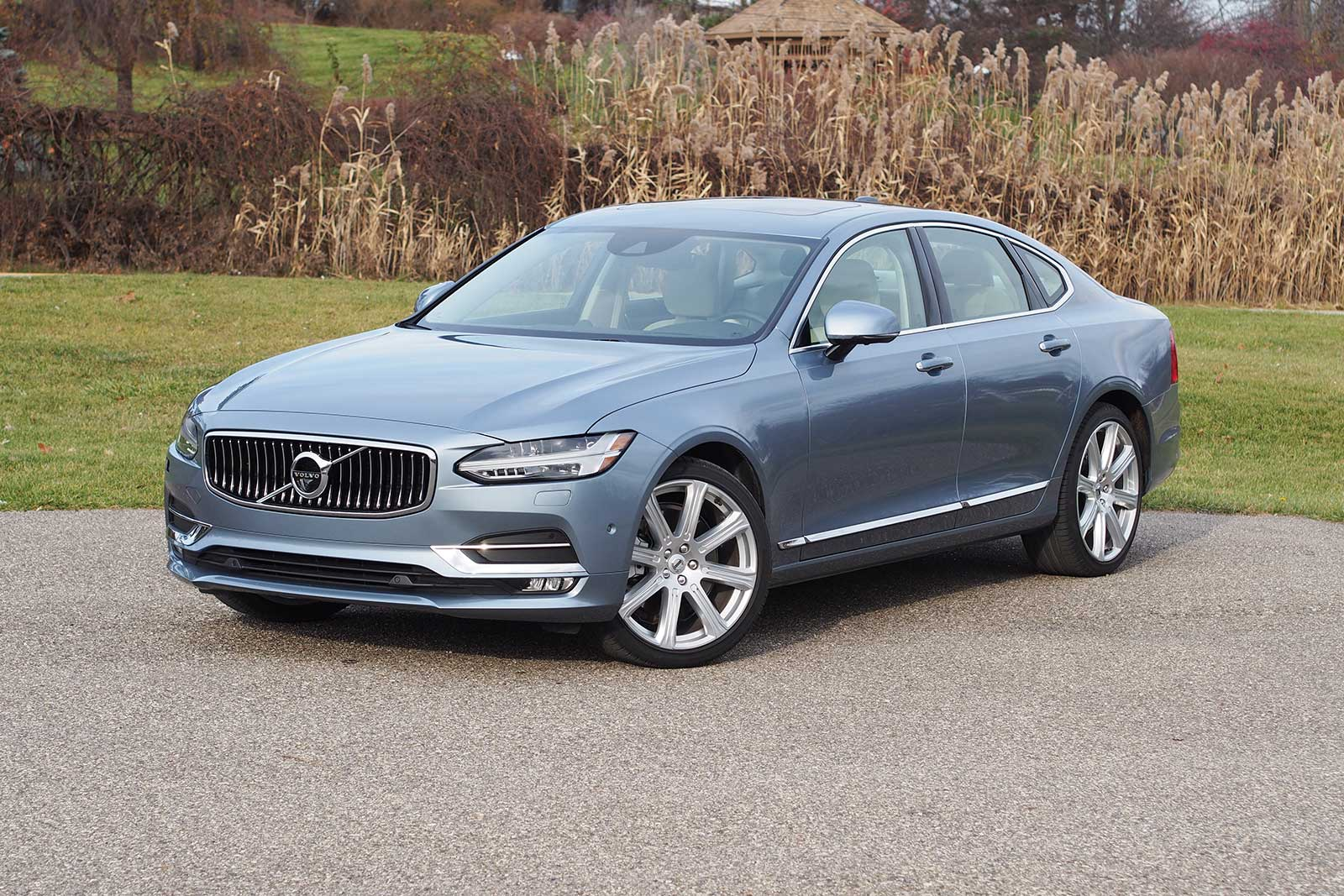 2017 volvo s90 t6 awd inscription review news. Black Bedroom Furniture Sets. Home Design Ideas