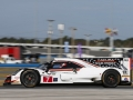 Helio Castroneves was second fastest in prototype qualifying tod