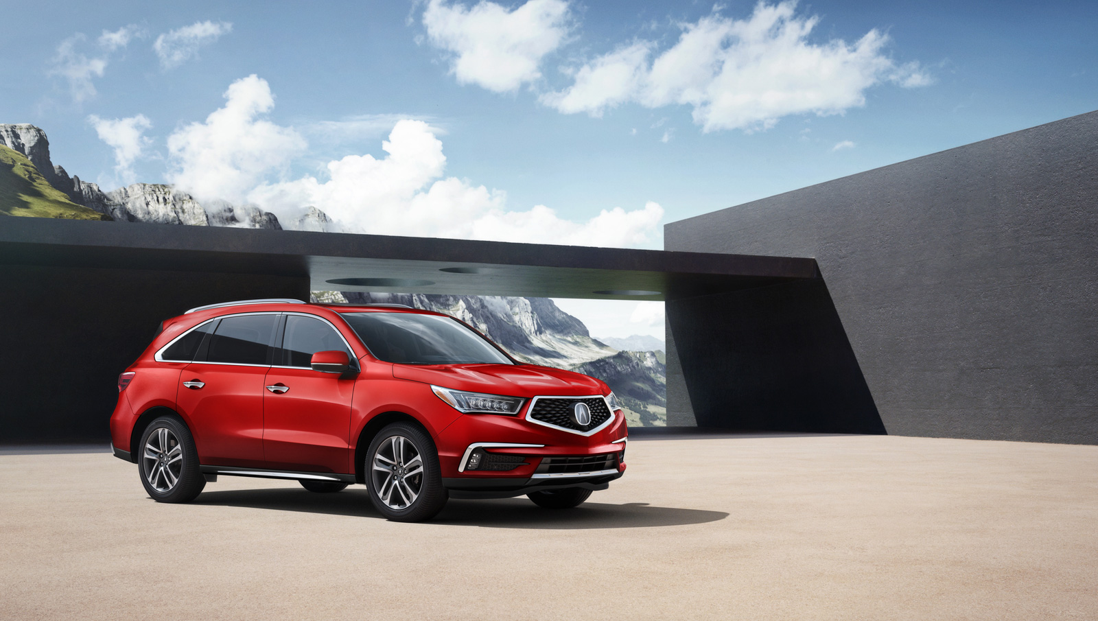 2018 acura mdx price. Wonderful Acura 2018 Acura MDX  Inside Acura Mdx Price