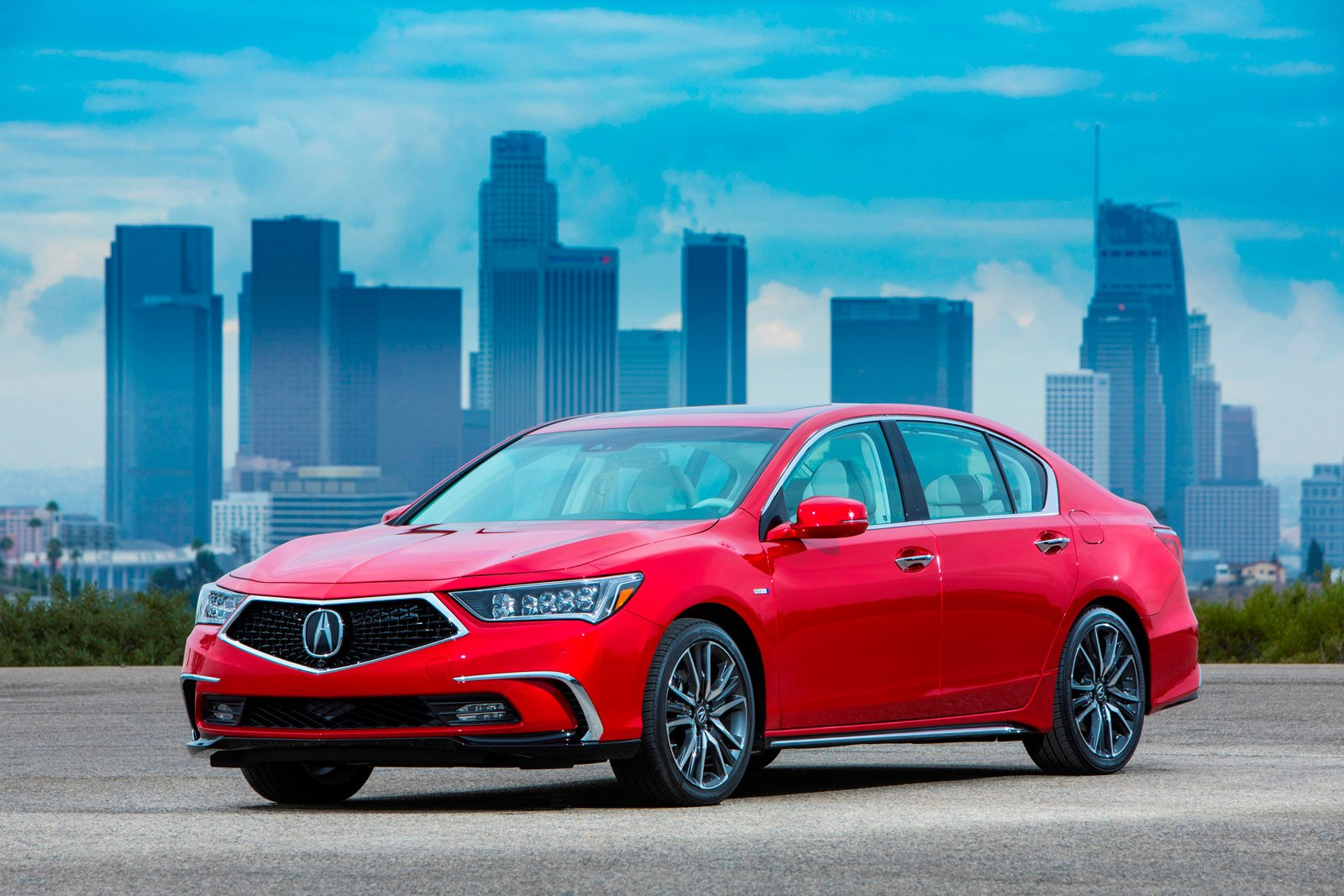 2018 Acura Rlx Pricing Announced Sport Hybrid Gets