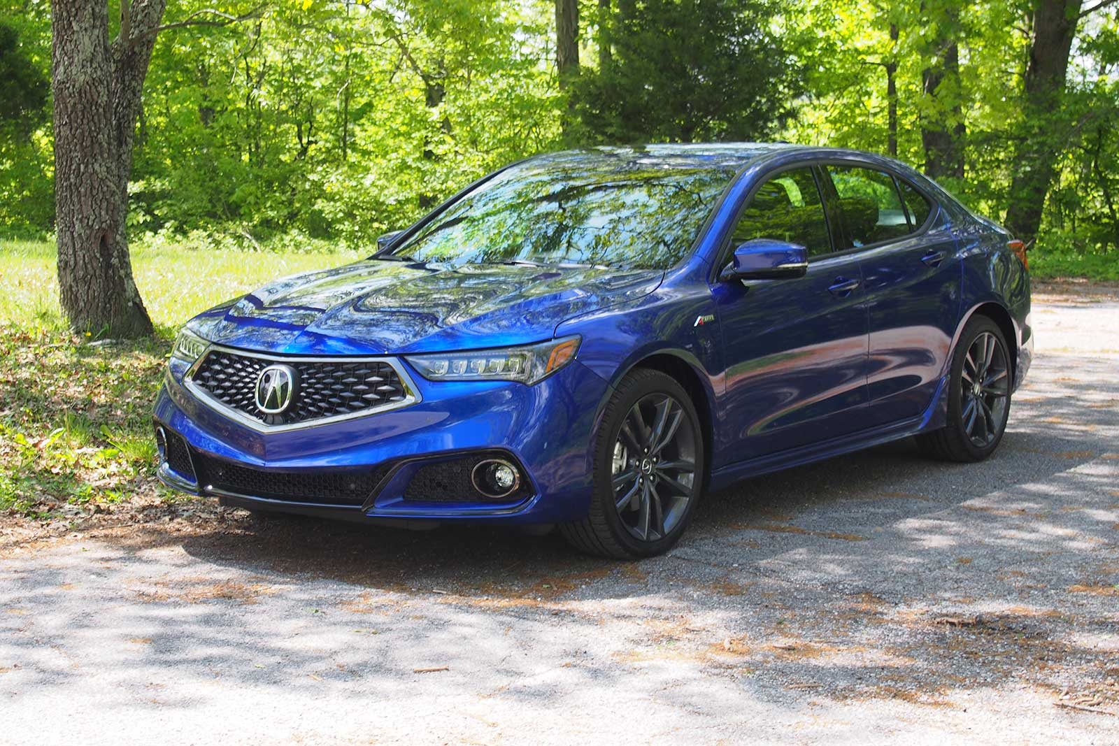 2018 acura tlx a spec.  2018 2018acuratlxaspecfront on 2018 acura tlx a spec