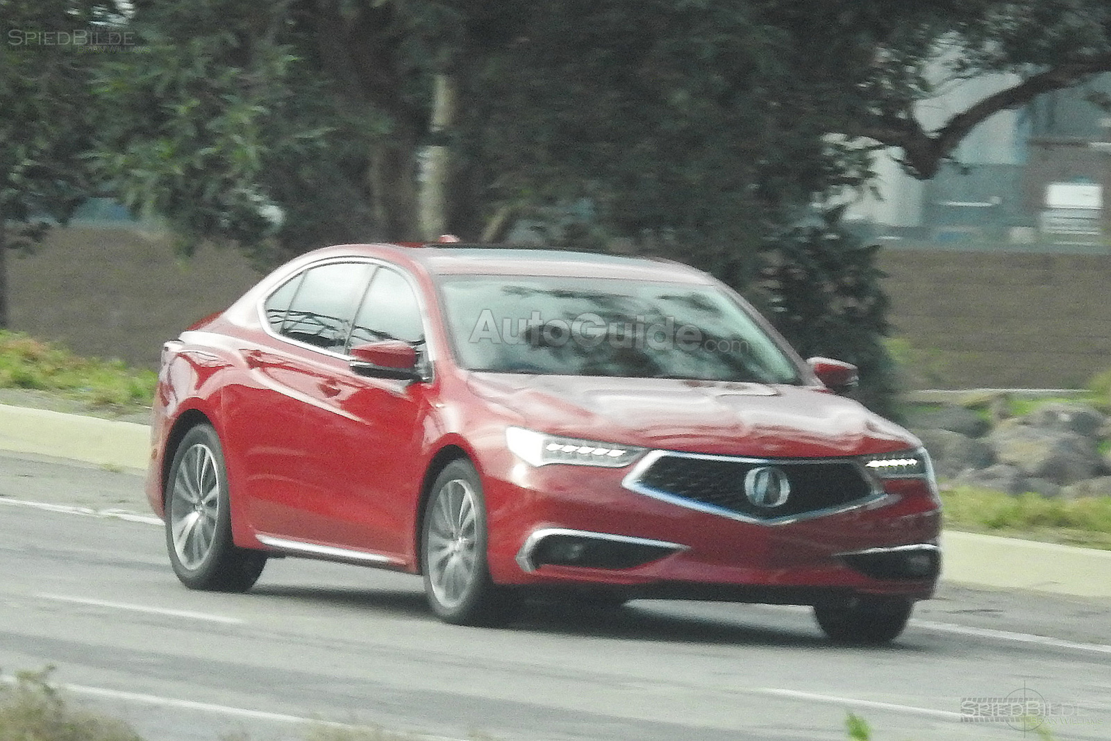 2018 acura tlx spy photos 10