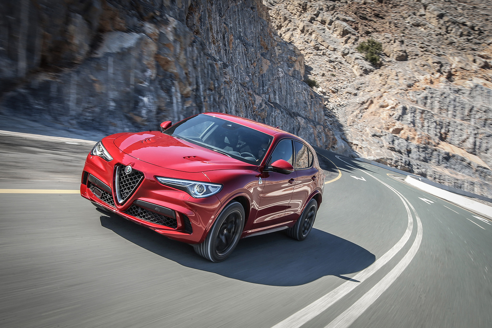 alfa romeo stelvio quadrifoglio is cheaper than a dodge demon news. Black Bedroom Furniture Sets. Home Design Ideas