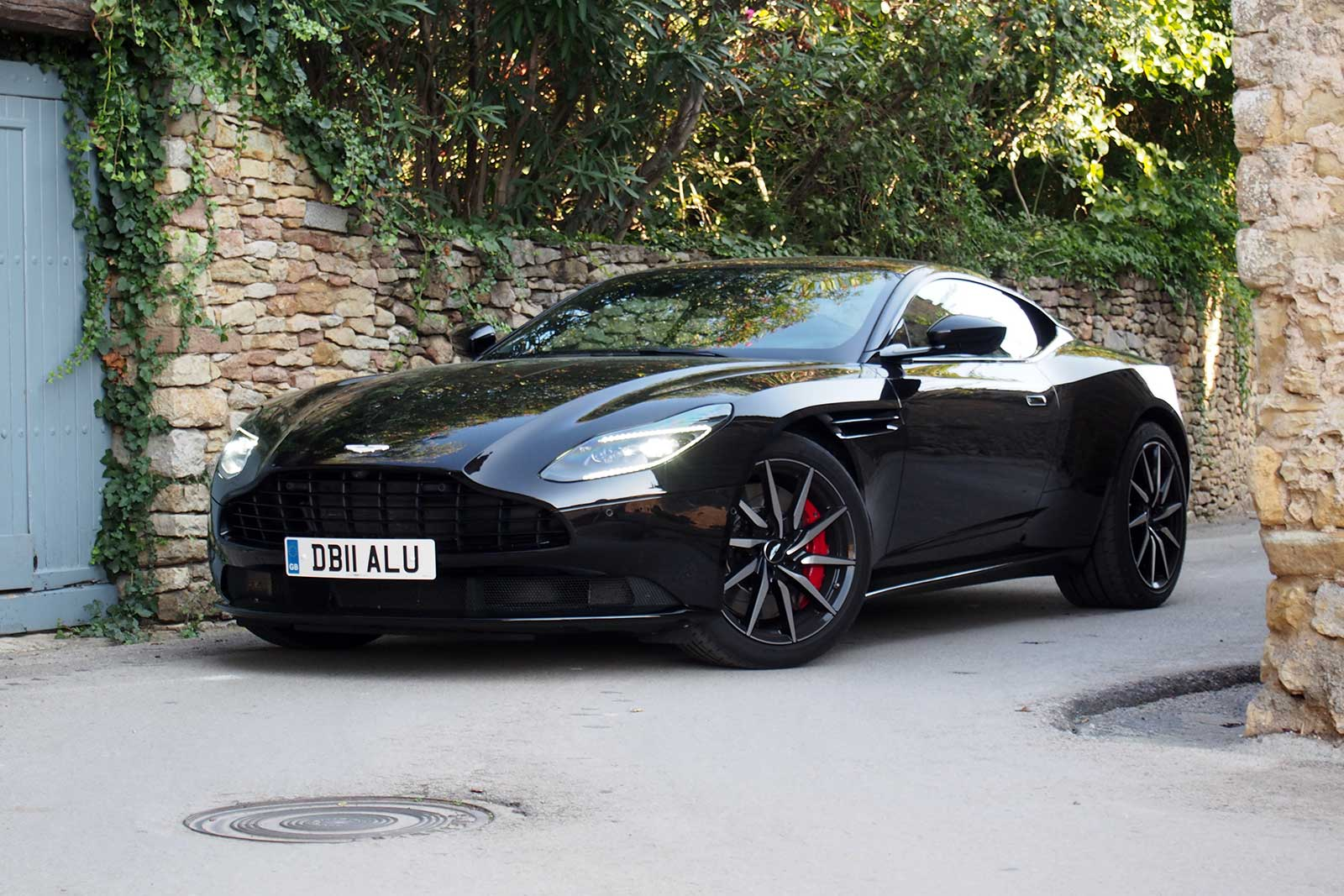 2018 Aston Martin DB11 V8 Review - AutoGuide.com